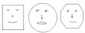dibujo caras, psicología
