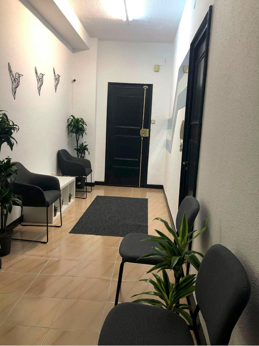 Alquiler de despachos para psicólogos Madrid