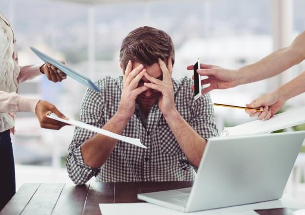 Psicólogos para tratamiento del estrés